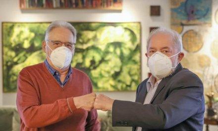 Foto de FHC com Lula não é apoio, é ameaça