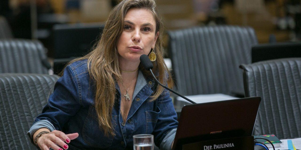 """Paulinha: """"PDT é o maior ex-partido do Brasil"""""""