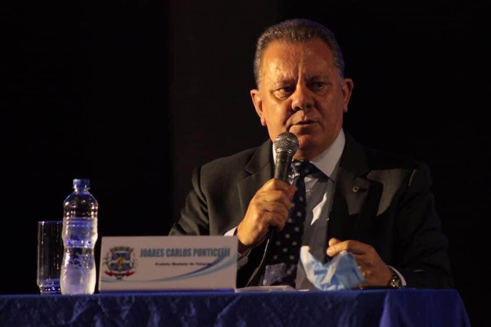 """Ponticelli desabafa: """"Pp precisa dizer se quer que eu seja candidato"""""""