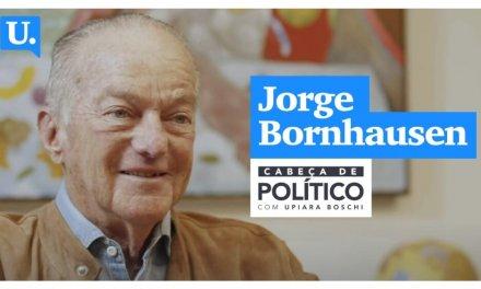 Cabeça de Político: Jorge Bornhausen – Ouça em podcast