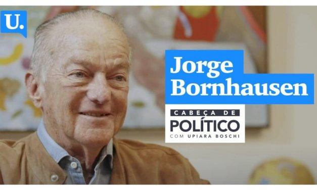 """Cabeça de Político – Jorge Bornhausen: """"A terceira via tira Bolsonaro do segundo turno"""""""