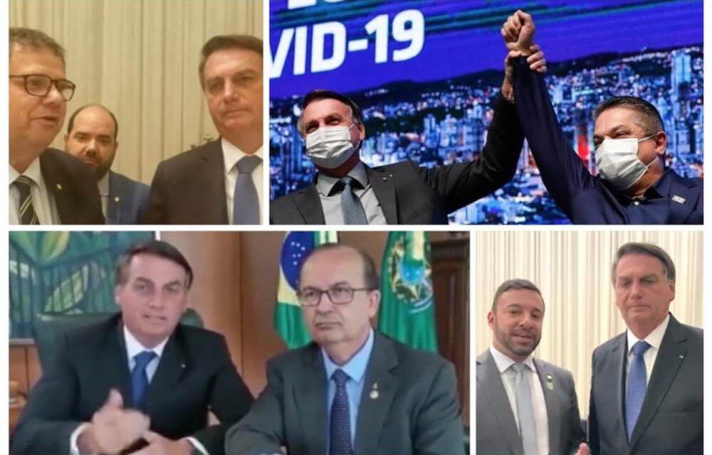 Tem Bolsonaro para todos?
