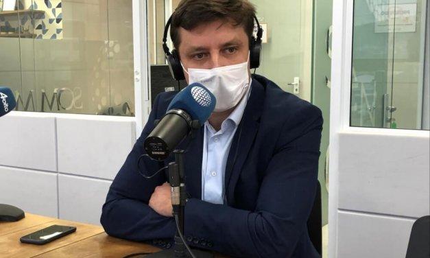 """Fabrício Oliveira: """"Precisamos construir uma alternativa a Moisés"""""""