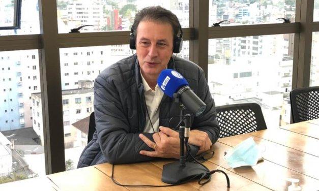 """Vignatti diz que especulação sobre Dário no Psb é """"para desgastar ele na prévia do Mdb"""""""