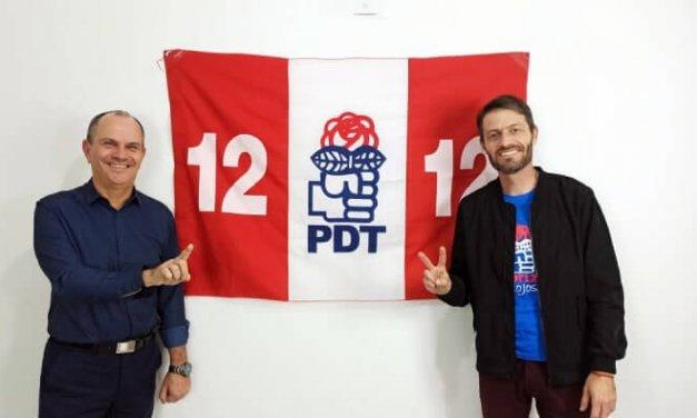 PDT tem mais um pré-candidato ao governo e ele vem de São José