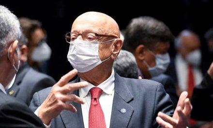 Amin quer abater da dívida com União os repasses do governo de SC para obras federais