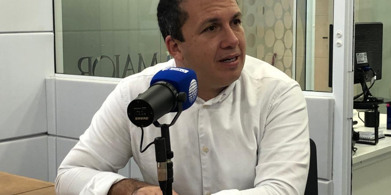 Camilo Martins, presidente do Podemos-SC, avalia chances de filiação de Moro, Antídio e Paulinha