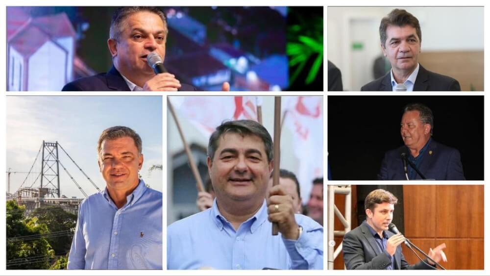 A vez dos prefeitos na disputa pelo poder em Santa Catarina