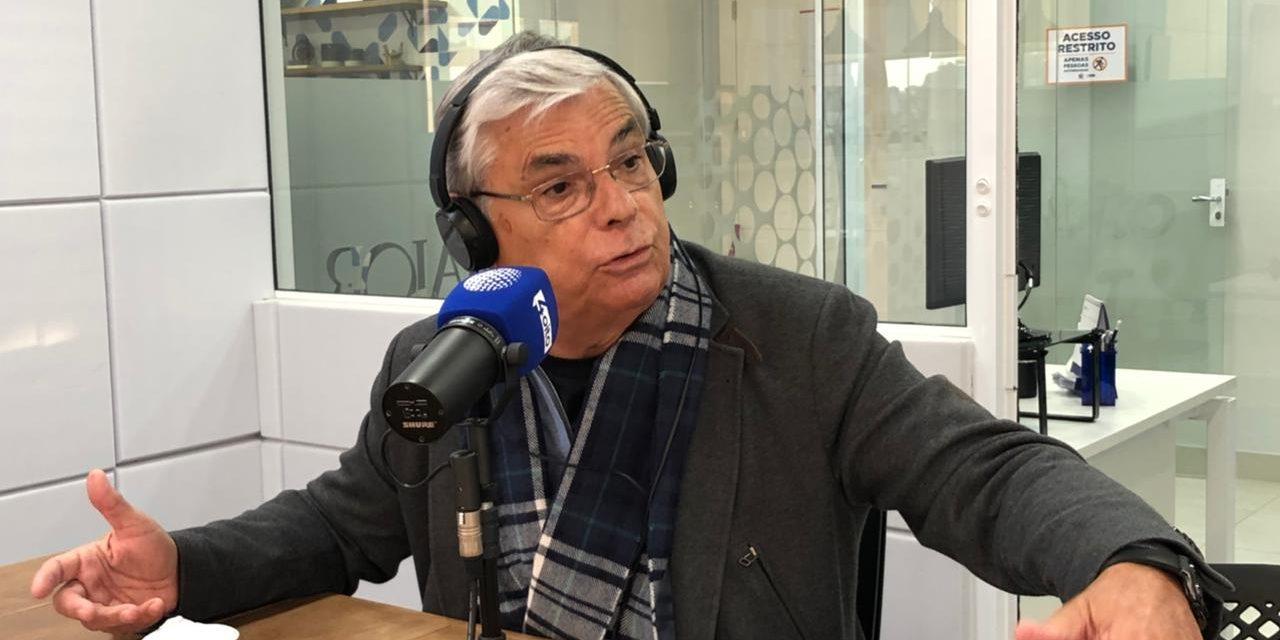 """Eduardo Pinho Moreira: """"Política é para político, empresa é para empresário"""""""