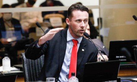 """Apoio do Mdb de Joinville ajuda Antídio Lunelli a ser o """"candidato do Norte"""""""