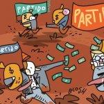 O fundão eleitoral e a esperteza que come o dono