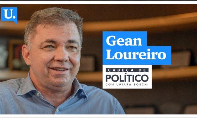 """Cabeça de Político – Gean Loureiro: """"Só vou decidir em 2022 se serei candidato a governador"""""""