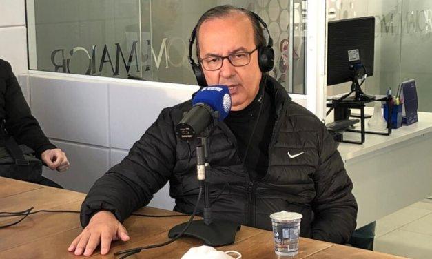 """Jorginho: """"Ciro Nogueira vai dar tempero político ao governo Bolsonaro, tem muito general lá"""""""