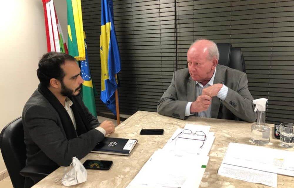 """Conversa em Dia com Marcos Vieira: """"Moisés tem o compromisso de não ser candidato à reeleição"""""""
