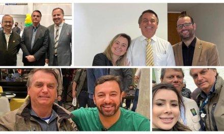"Esquenta a briga pela vaga de ""candidato do Bolsonaro"" ao Senado"