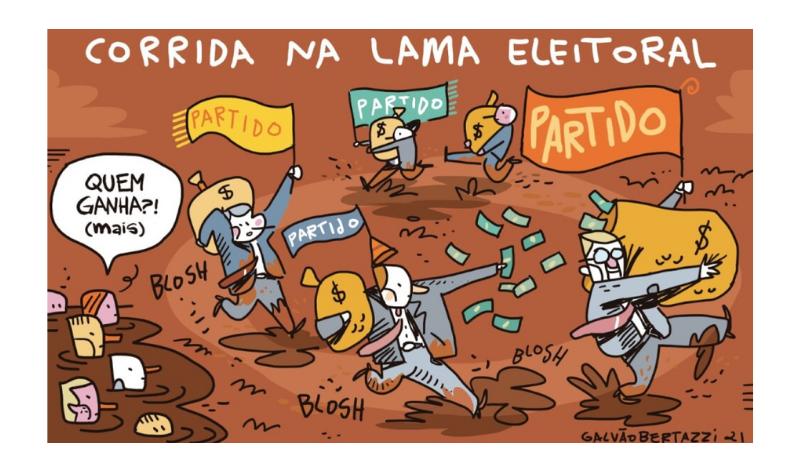 Charge do Galvão – Fundo eleitoral