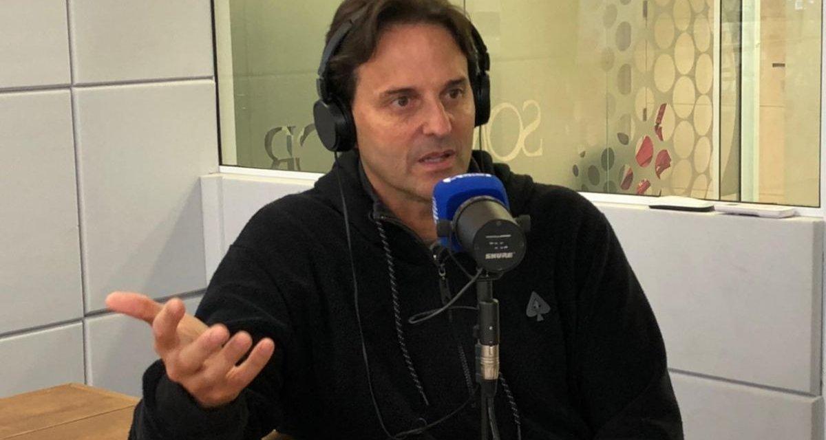 """Paulo Bornhausen: """"SC tem que voltar a sentar na mesa do poder, não apenas pegar carona e bater selfie"""""""