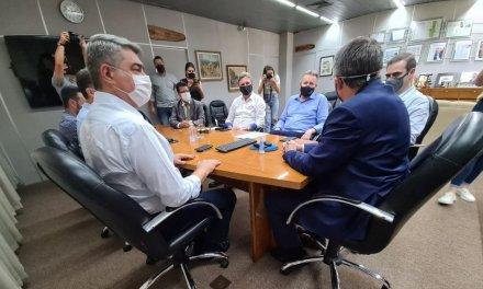 No Vale, Mdb fica mais perto de fechar acordo com Antídio ao governo, Maldaner vice e Dário ao Senado