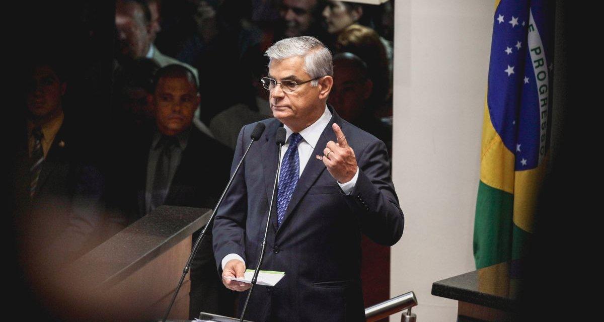 Aprovada pelo Brde, nomeação de Eduardo Pinho Moreira aguarda ok do Banco Central há um mês