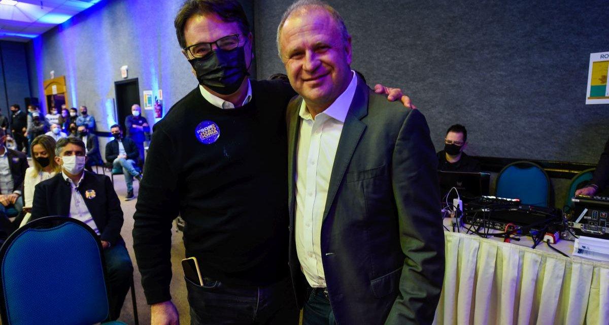 Lummertz acena para concorrer ao governo pelo Psdb, mas diz não querer atrapalhar Merisio