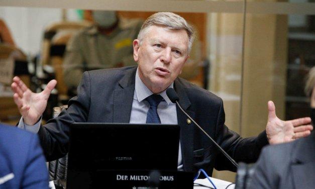 """Milton Hobus: """"SC vai arrecadar este ano R$ 1 bilhão a mais com combustíveis e gás de cozinha"""""""