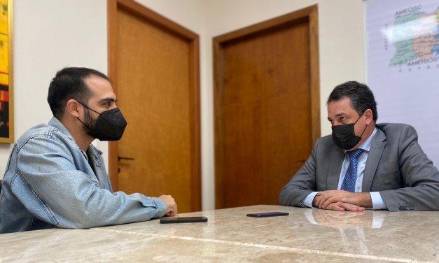 """Conversa em Dia com Rodrigo Minotto: """"Defendo Moisés porque é um governo diferente"""""""