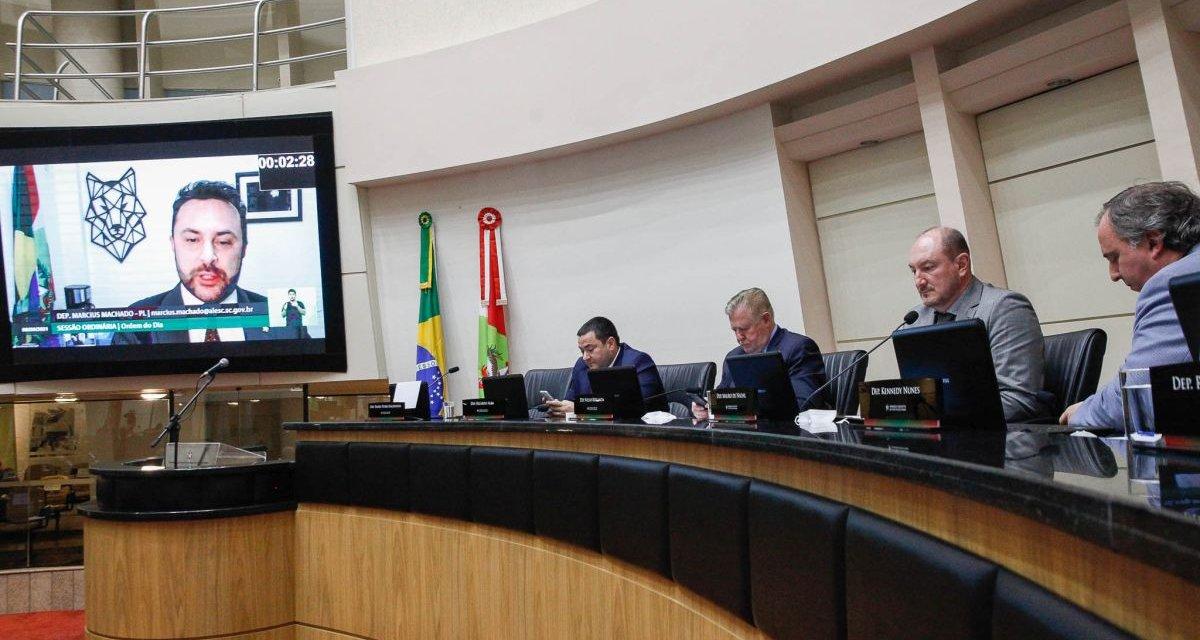 De olho na agenda local, Alesc aprova repasse de R$ 115 milhões extras de SC para BRs 470 e 285